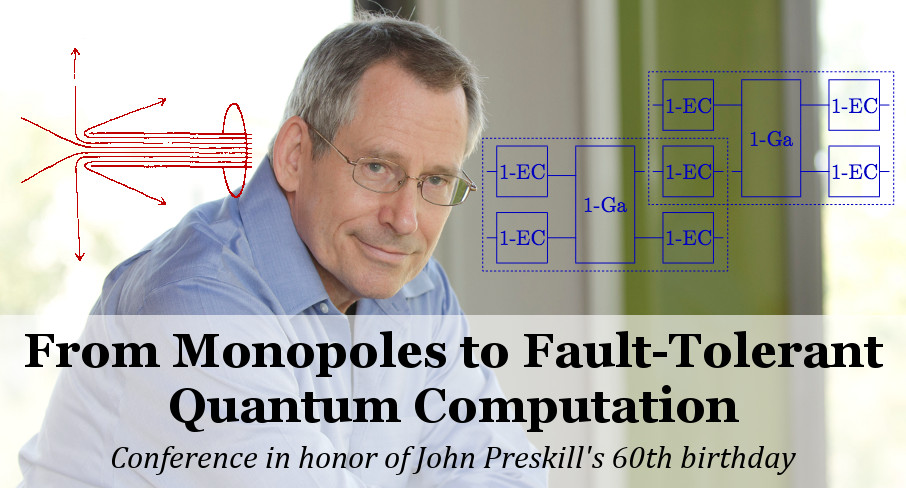 From Monopoles to Fault-Tolerant Quantum Computation: Conference in honor of John Preskill's 60th birthday
